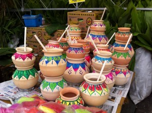 14 jan 2013 pongal clay pot decorations for pongal festival